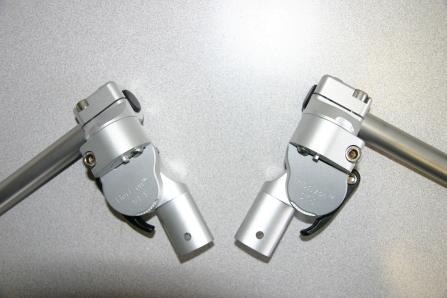 Adjustable Walker Handlebars